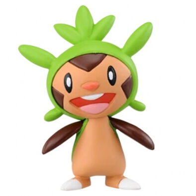 Takara Tomy Moncolle Ex Asia Versionsion #7 Chespin