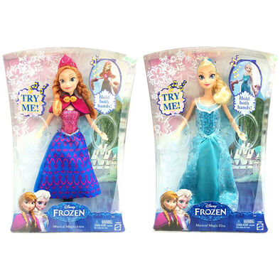 Disney Frozen Singing Doll