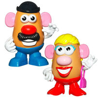 Toy Story Mr. & Mrs. Potato Head - Assorted