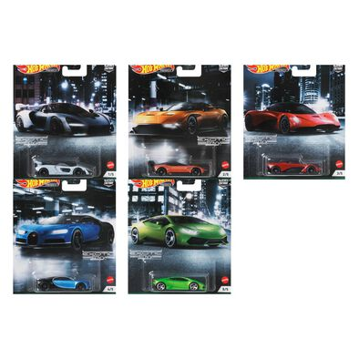 Hot Wheels Car Culture Dash D Set of 10