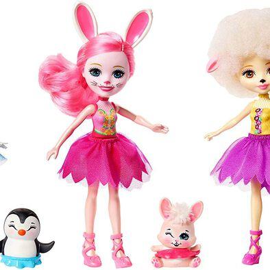 Enchantimals Ballet Doll 3 Multipack