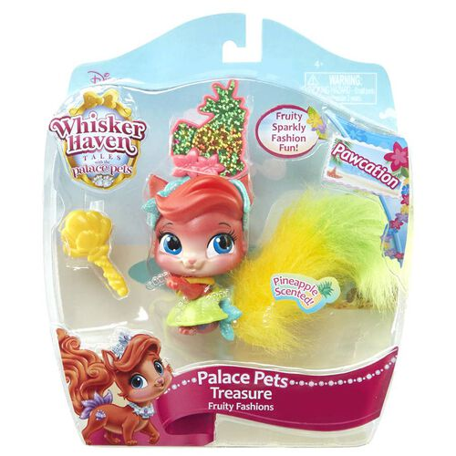 Disney Palace Pets Fruity Fashions Pawcation
