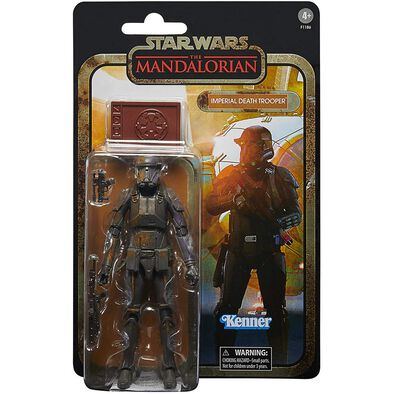 Star Wars The Black Series The Mandalorian Death Trooper
