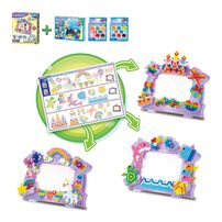 Aqua Beads 3D Picture Frame Set