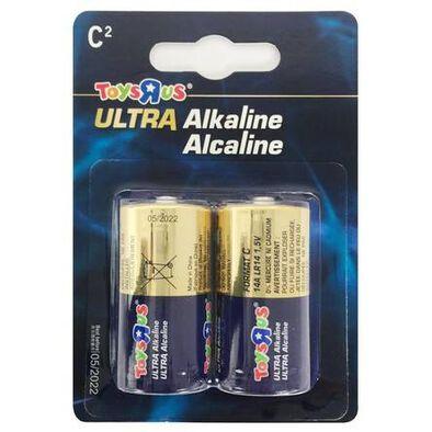 Ultra Alkaline Size C 2'S
