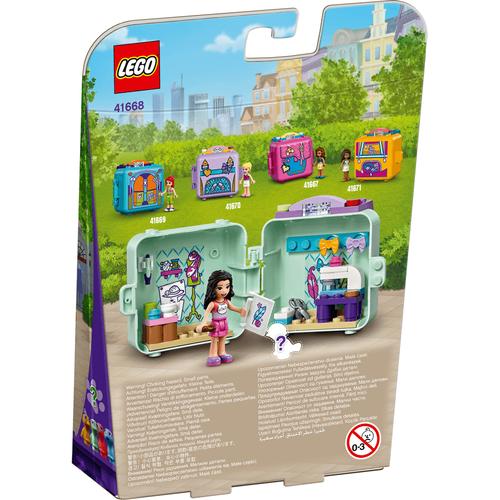 LEGO Friends Emma's Fashion Cube 41668