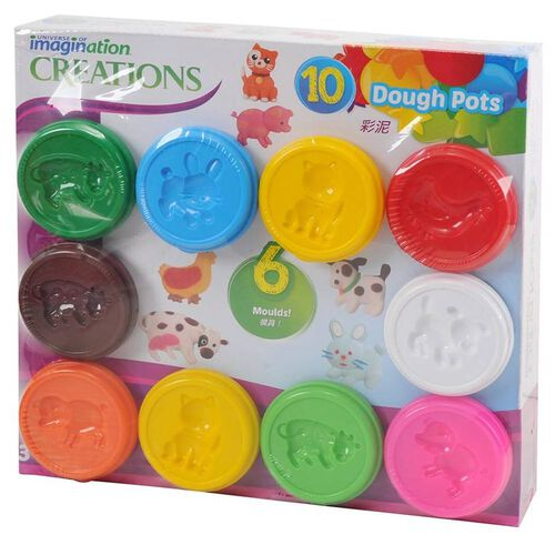 Universe of Imagination Dough Refill Pack 10 x 5oz