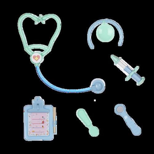 Play Big Little Doctor Mini Playset