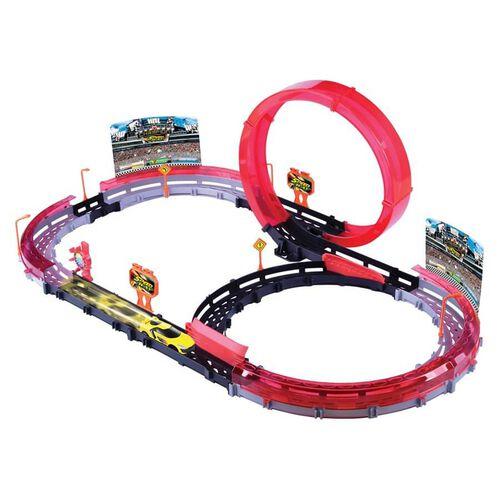 Fast Lane High Speed Loop Track Playset