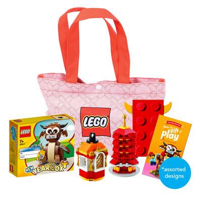 LEGO Prosperity Gift Bag