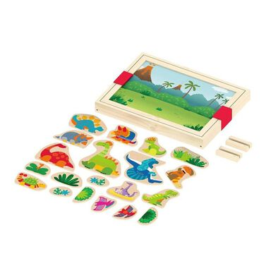 Universe Of Imagination Magnetic Playset 20 Piece - Assorted