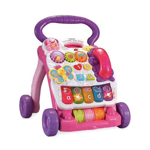 Vtech First Step Baby Walker Pink Colour Exclusive