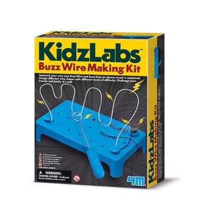 4M Kidz labs Buzz Wire Making Kit