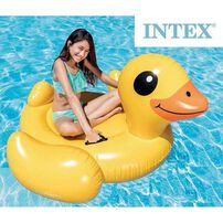 Intex Yellow Duck Ride-On