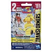 Transformers Cyberverse Tiny Turbo Changers