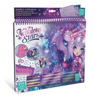 Nebulous Stars Sketchbook Fantasy Horses Space