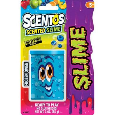 Scentos Scented Slime (3Oz.) - Blueberry