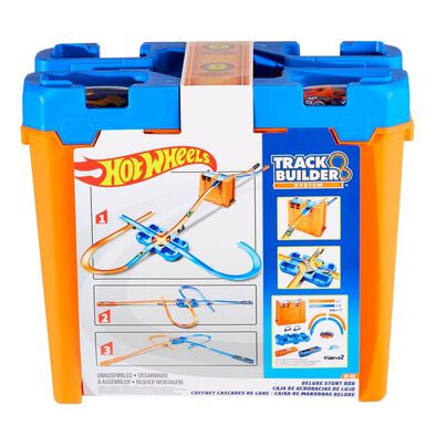 Hotwheels Hot Wheels Track Builder Deluxe Stunt Box