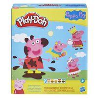 Playdoh Peppa Pig
