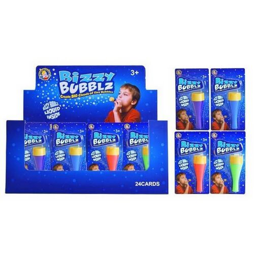 Uncle Bubble Bizzy Bubble - Assorted