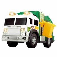 Dickie Toys Recycle Truck Green