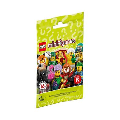 LEGO Series 19 Minifigures 71025 (Single Pack)