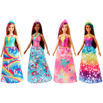 Barbie Dreamtopia Princess Doll - Assorted