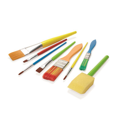 Universe Of Imagination 20 Pieces Paint Brush Set
