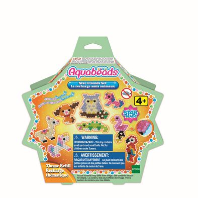 Aqua Beads Star Friends Set