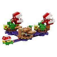 LEGO Super Mario Piranha Plant Puzzling Challenge Expansi 71382