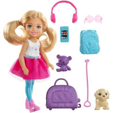 Barbie Travel ?Chelsea Doll