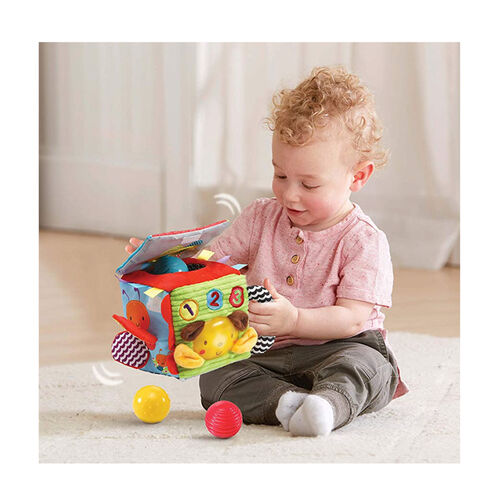 Vtech Discovery Ball Cube