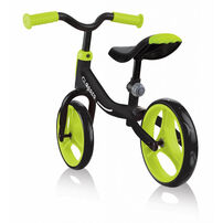 Globber Go Bike Black/Lime Green Balance Bike