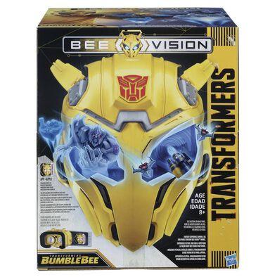 Transformers Movie Bumblebee Bee Vision Bumblebee Ar Experience