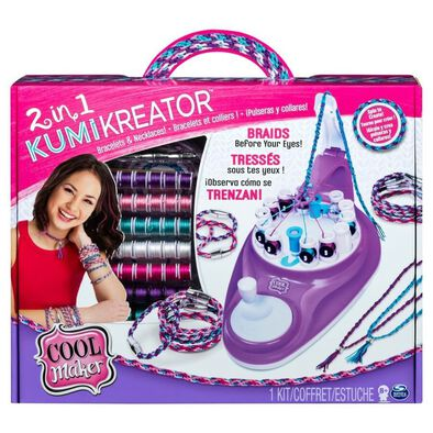Cool Maker 2 In 1 Kumi Kreator