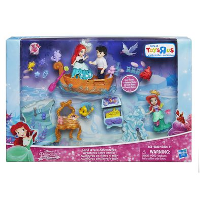Disney Princess Land & Sea Adventures Ariel Set