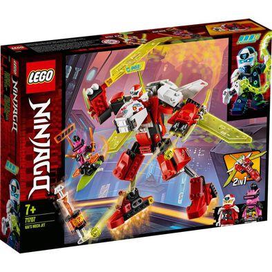 LEGO Ninjago Kai's Mech Jet 71707