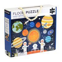 Petit Collage Floor Puzzle Space