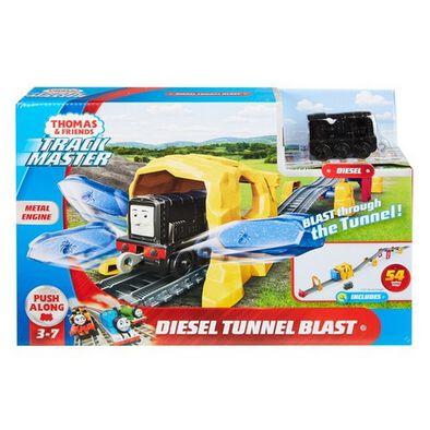 Thomas & Friends Tm Diesel Tunnel Blast Set