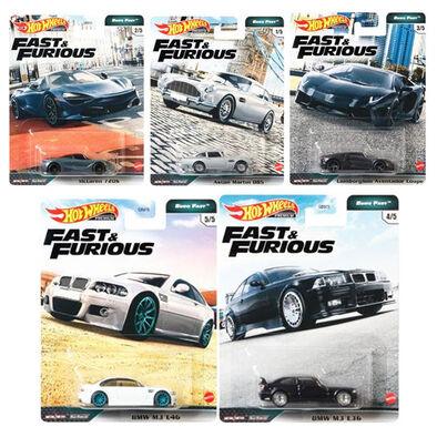 Hot Wheels Fast & Furious Dash K (Set of 10)