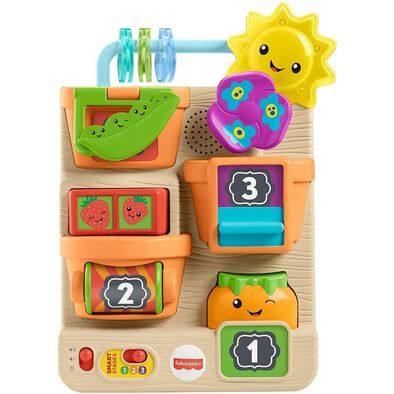 Fisher-Price Laugh & Learn Peek & Play Busy Garden