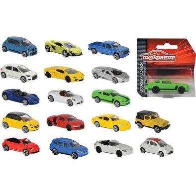 Majorette Street Cars - Assorted