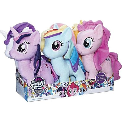My Little Pony Cuddly Soft Toy - Assorted