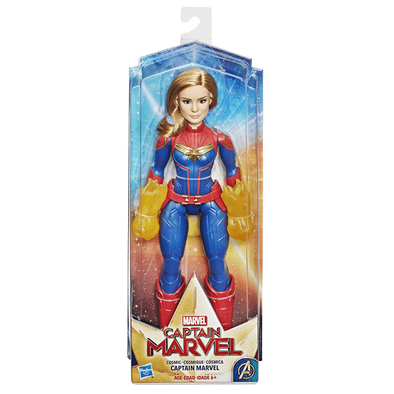 Marvel Captain Marvel Cosmic Captain Marvel Figure