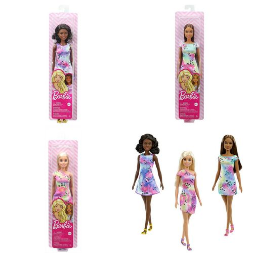 Barbie Fabulous Basic Entry Doll Assorted