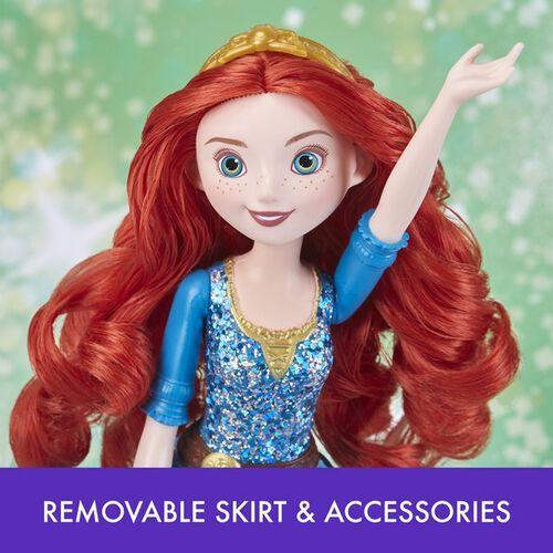 Disney Princess Shimmer Merida