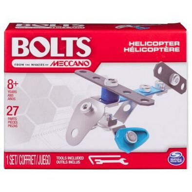 Meccano Bolts Mini - Assorted