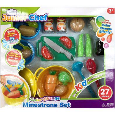 Junior Chef Minestrone Set