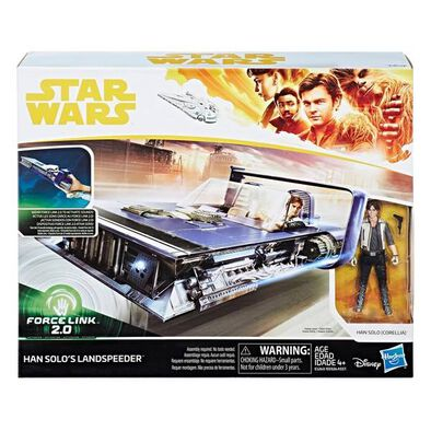 "Star Wars Universe Class B Veh W3.75"" Fig - Assorted"