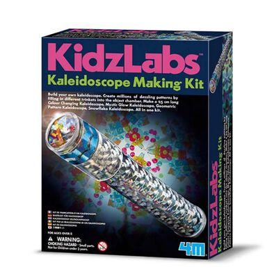 4M Kidz Labs Kaleidoscope Making Kit